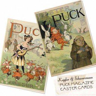 Printable Easter notecards