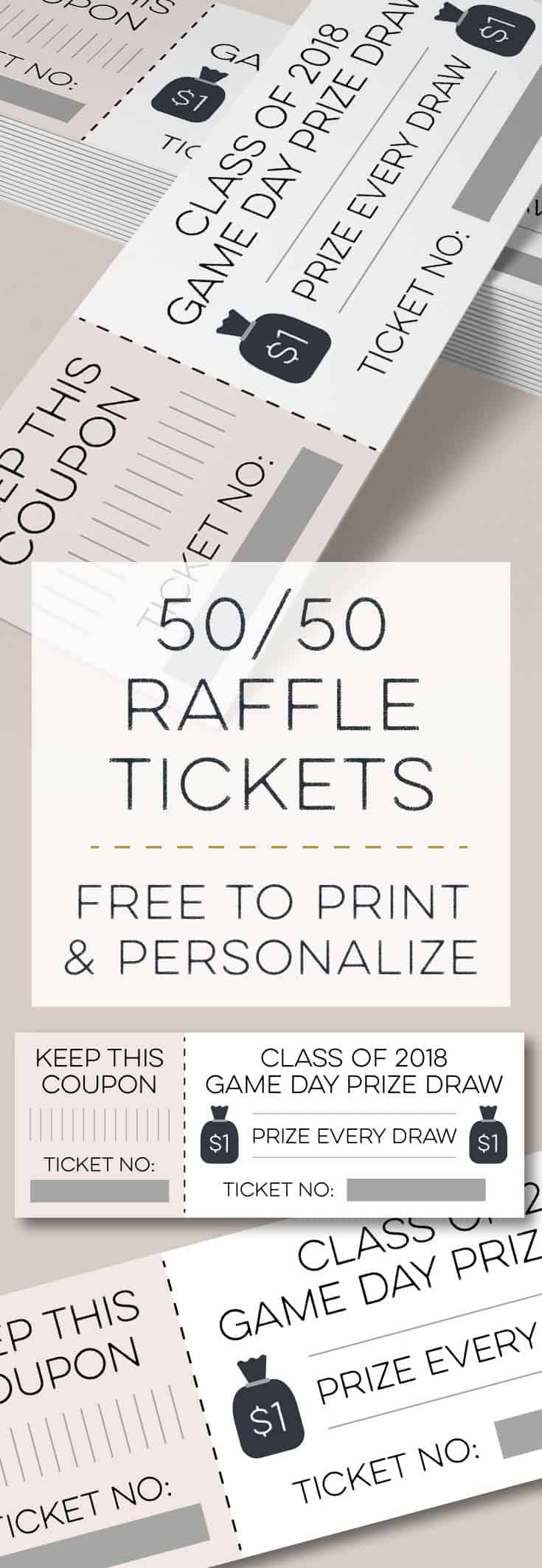moneybags 50 50 raffle tickets free printables online