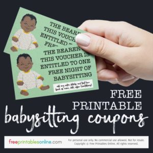 Printable Tickets and Coupons Archives - Free Printables ...