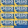Cheers! Wedding Drink Tickets